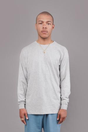 Long Sleeve T-Shirt Grey