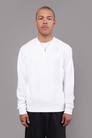 Crew Neck Sweater White