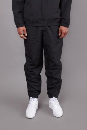 Nylon Trackpant Black