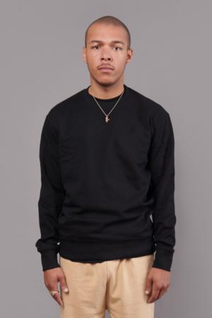 Crew Neck Sweater Black